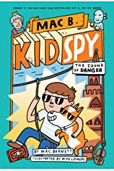 The Sound of Danger (Mac B., Kid Spy #5) Kindle Edition