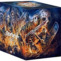 Friday the 13th Collection Blu-ray Deals