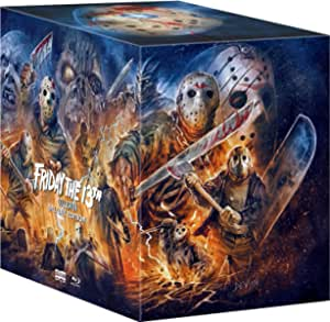 Friday the 13th Collection (Deluxe Edition) [Blu-ray]