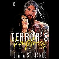 Terror's Temptress: Forbidden fruit, an MC Princess (Dublin Falls' Archangel's Warriors MC Book 1)