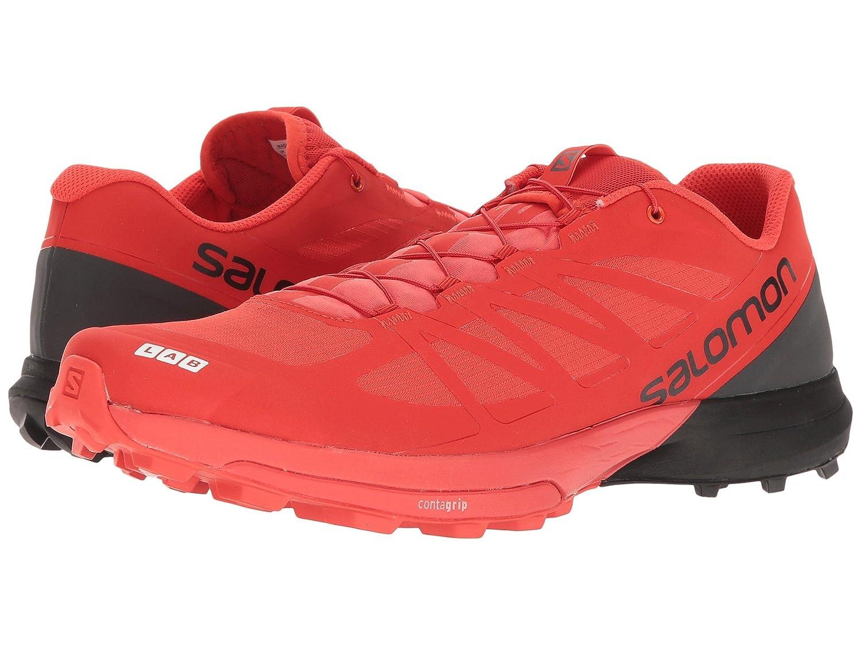 サロモン シューズ スニーカー S-Lab Sense 6 SG Racing Red [並行輸入品] B072J45SYP