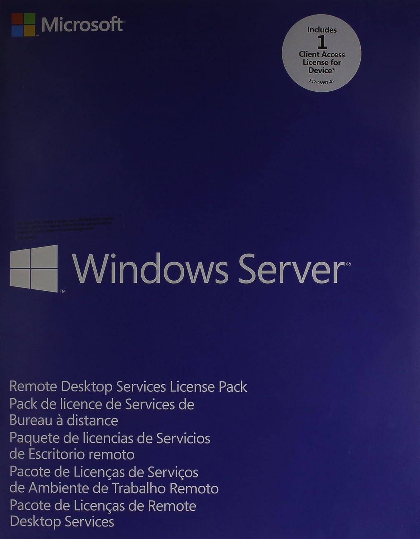Windows Remote Desktop Services CAL 2012 MLP Device