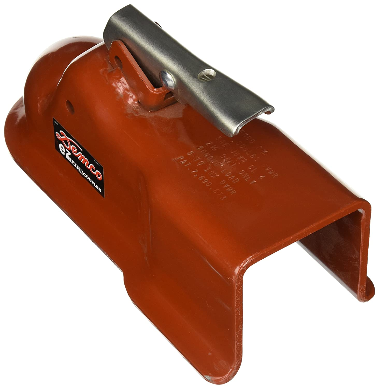 Demco 12662-97 2-5//16 Primed Weld-on EZ-Latch Coupler