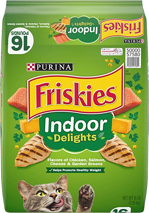 Top 9 Fiskies Iindoor Cat Food