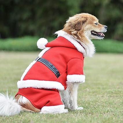 To Cutie Hoodie Fleece Dog Clothes Pet Jacket Coat Puppy Cat Apparel Winter Warm