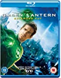 Green Lantern (Extended Cut) [Blu-ray] [2011] [Region Free]