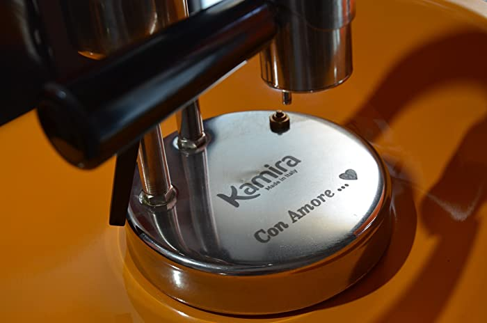 Kamira - El espressor italiano en el hornillo de tu casa. El ...