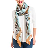 Scarf for Women Lightweight Fashion Summer Fall Scarves Shawl Wraps by Melifluos