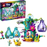 LEGO Trolls World Tour Pop Village Celebration 41255 Trolls Tree House Building Kit for Kids