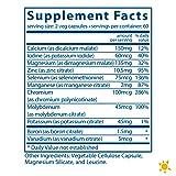 Vital Nutrients - Multi-Minerals - Citrate/Malate