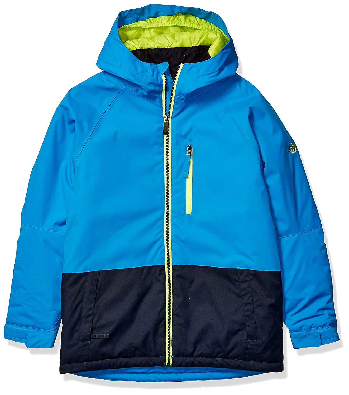 Image of 686 Boys' Jinx Insulated Waterproof Ski/Snowboard Jacket Jackets
