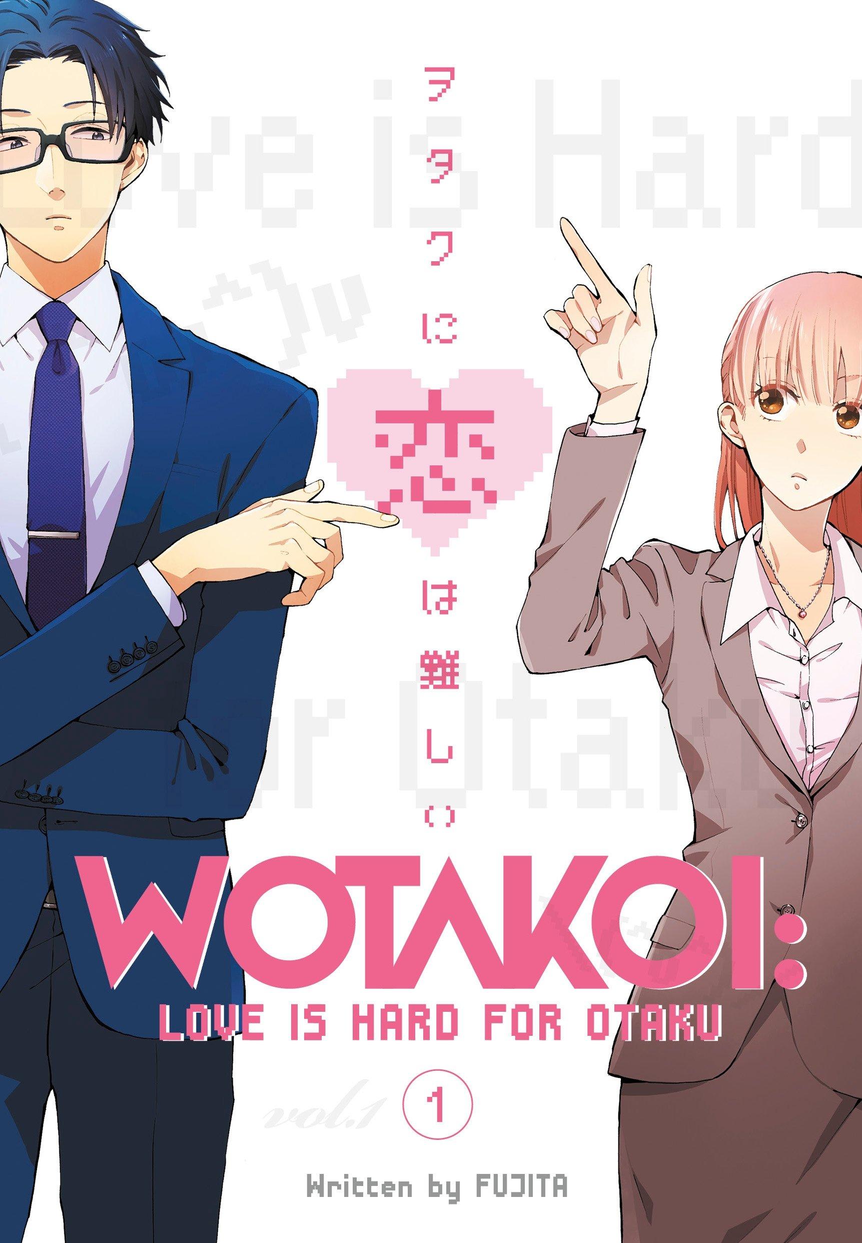 WOTAKOI LOVE IS HARD FOR OTAKU 01 : Fujita: Amazon.nl: Boeken