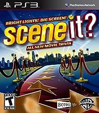 Scene It? Bright Lights! Big Screen - PlayStation 3 - Estándar Edition
