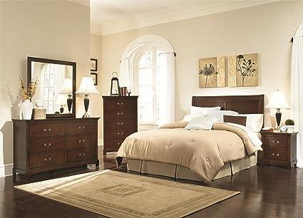 Amazon.com: Coaster Home Furnishings 202391KE-S5 Bedroom ...