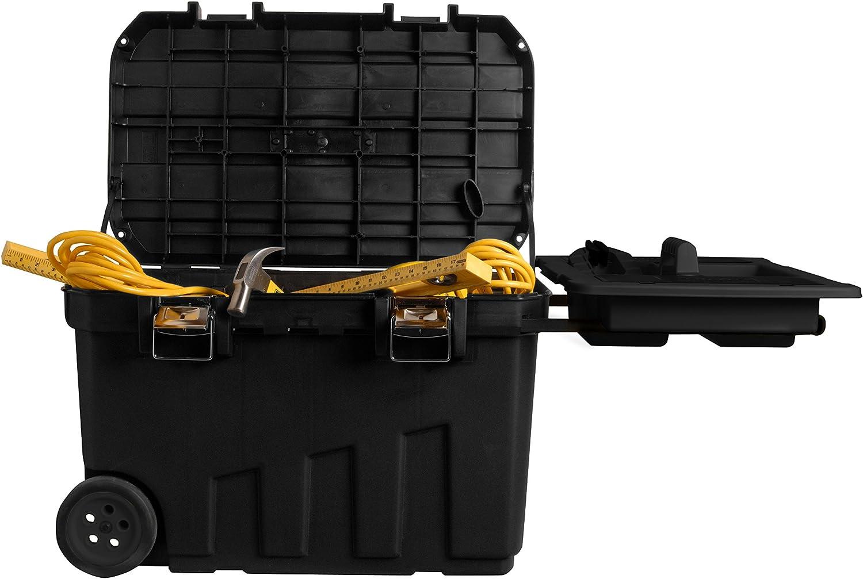 STANLEY 1-92-978 - Arcón de transporte mediano para herramientas, capacidad 91L