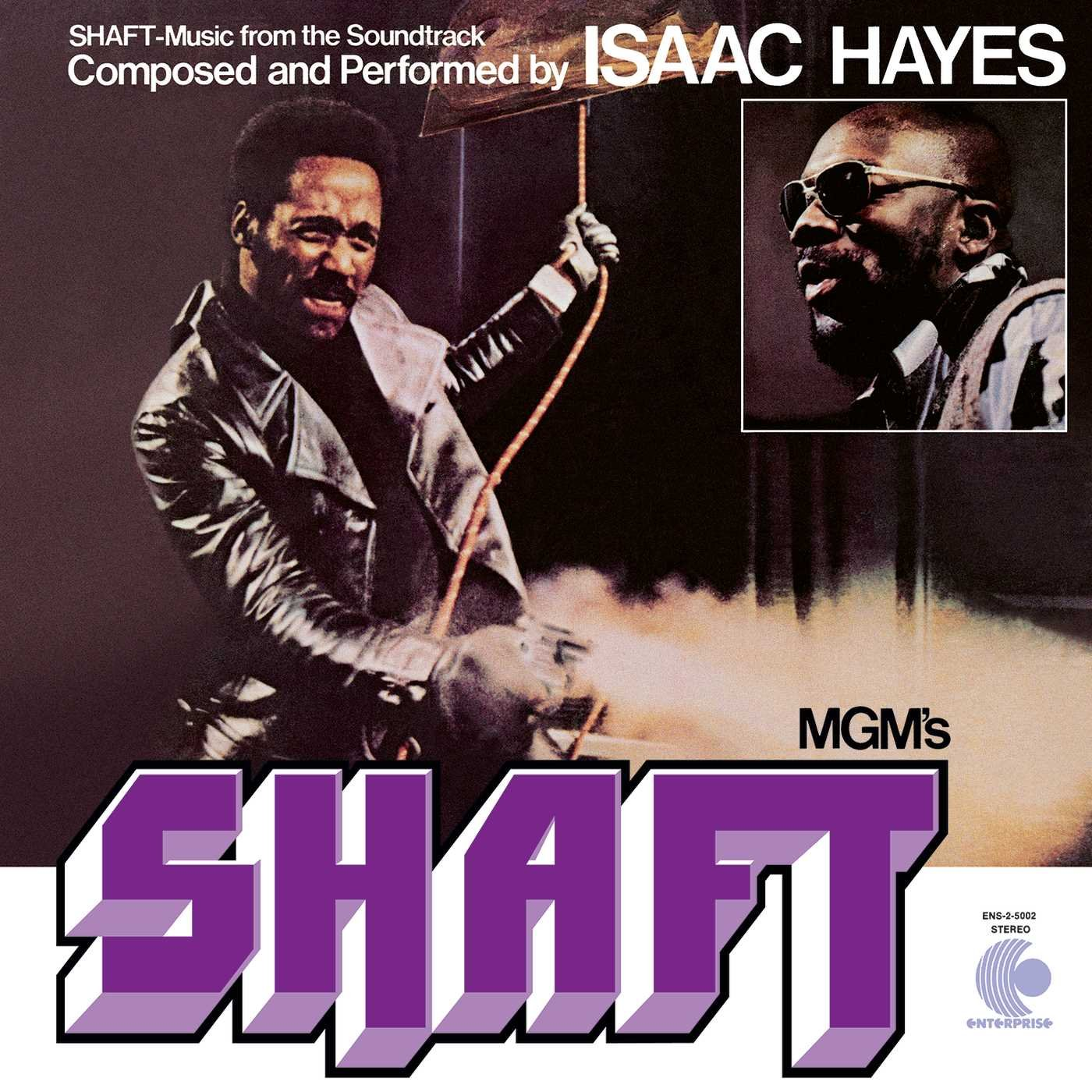 Shaft [2 LP]