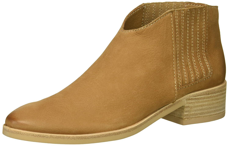 Dolce Vita Women's Towne Ankle Boot B07BR26J62 9.5 B(M) US|Tan Nubuck