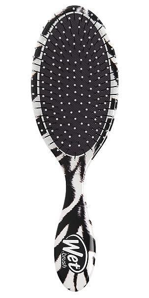 Wet Brush Safari Detangler Hair Brush, Zebra by Wet Brush