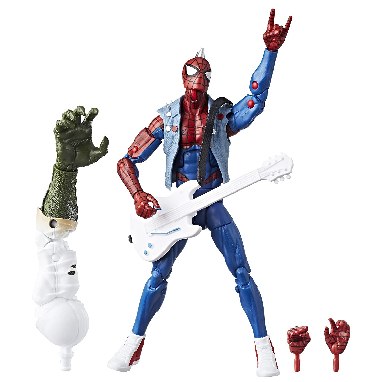 Spider-Man Legends Series 6-inch Spider-Punk Hasbro E1298
