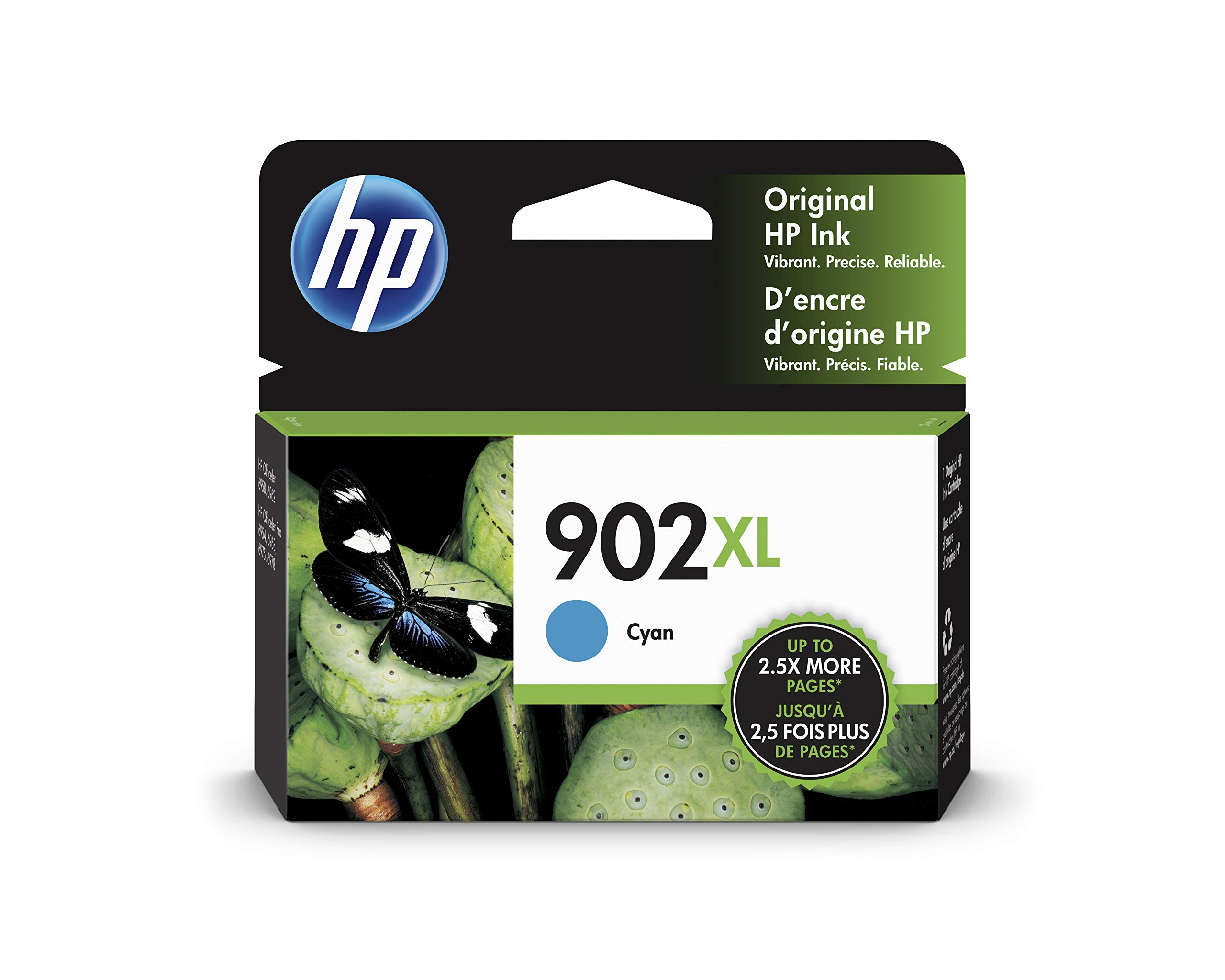 HP 902XL | Ink Cartridge | Cyan | T6M02AN by HP