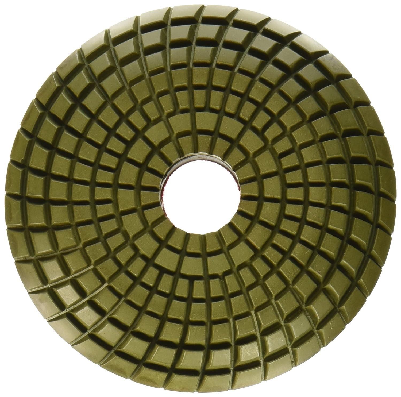 4 4 Builders World Wholesale Distribution MK Diamond 159039 3000 Grit Convex Wet Polishing Disc