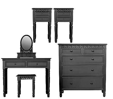 Sylvester Oxford Ltd - Set di mobili per camera da letto, stile ...