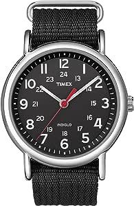 "Timex- Reloj unisex ""Weekender"" en color sólido"