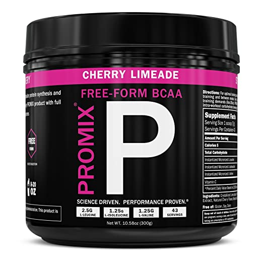 ProMix Nutrition Instantized BCAA Powder, Cherry Limeade best bcaa powder