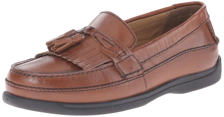 Dockers Sinclair Hombre Castaño claro Piel Mocasines Zapatos Nuevo EU 42: Amazon.es: Ropa y accesorios