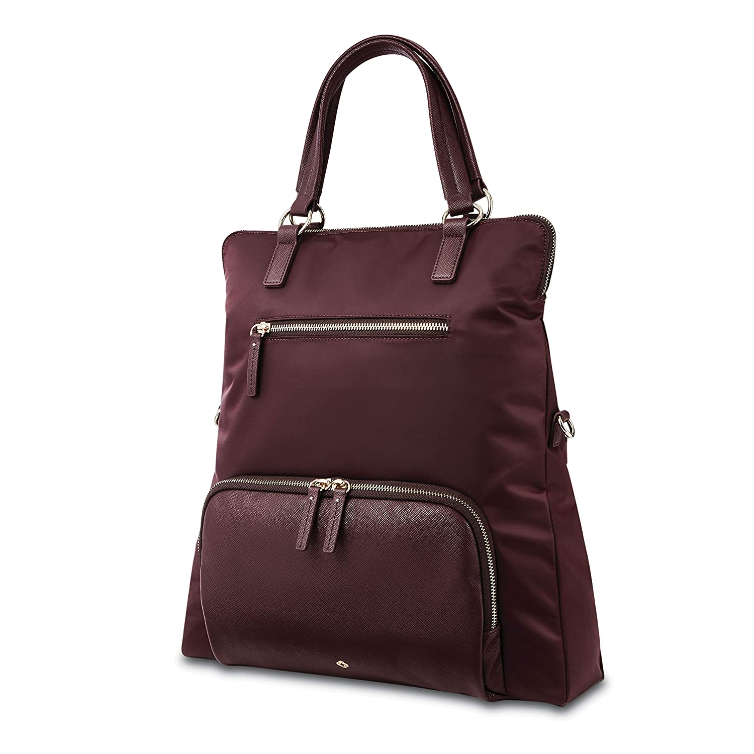 The Samsonite Encompass Womens Convertible Tote Backpack travel product recommended by Natasha Desai on Lifney.
