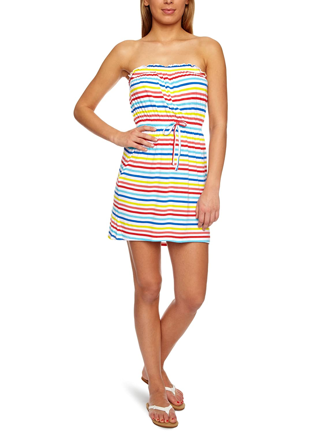 Kleid Roxy Baja Clifornia Stripe Dress Women