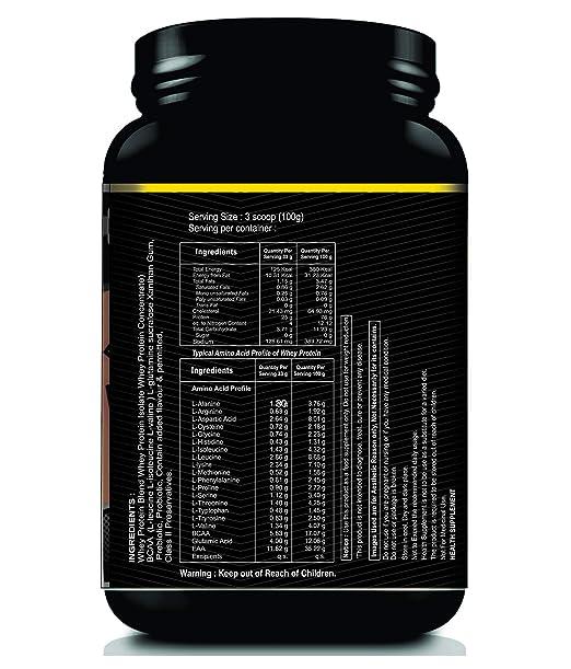 FOREARM Nutrition Whey Protien - 1 Kg (Mango Flavour): Amazon in
