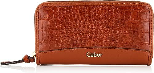 Gabor Womens Lora Long Zip Wallet