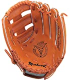Markwort Double Notched Double-T Web Infield/Outfield 12-Inch Baseball Glove for Right Hand Thrower