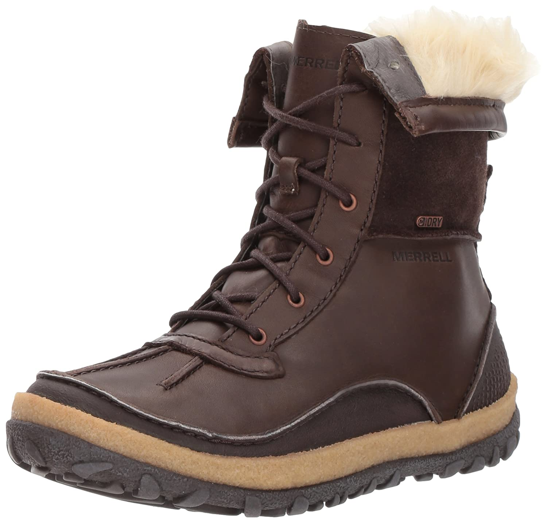 Merrell Women's Tremblant Mid Polar Waterproof Snow Boot B01N140ZQG 7.5 B(M) US|Espresso