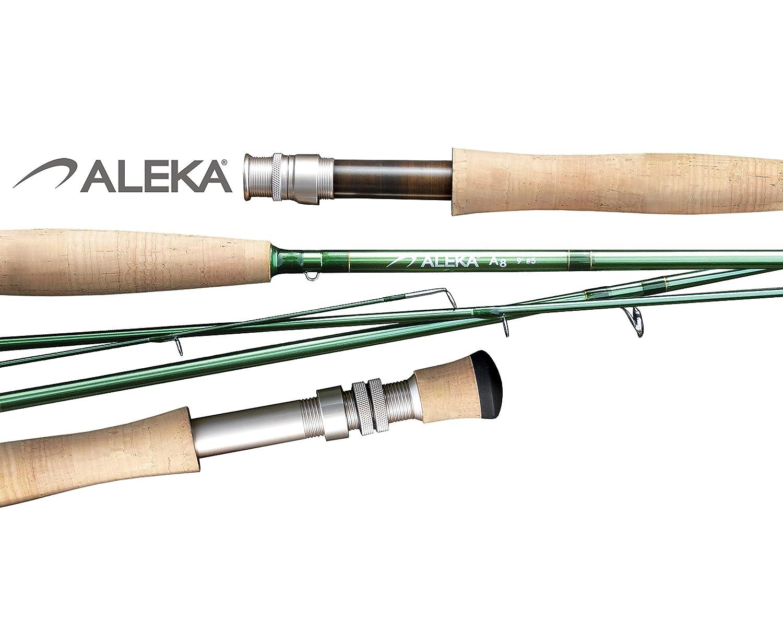 ALEKA a8フライロッド B015YE7QFI 5WT 8'6