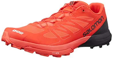 the best attitude 2e353 1e310 Salomon Unisex Adults  S LAB Sense 6 SG Trail Running Shoes, (Racing
