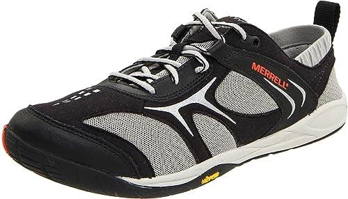 Merrell DASH GLOVE J88990 - Zapatillas de correr para mujer, color negro, talla 42: Amazon.es: Zapatos y complementos
