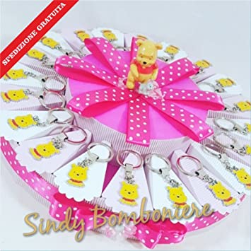 Bomboniere para nacimiento Cumpleaños tarta niña Winnie the ...