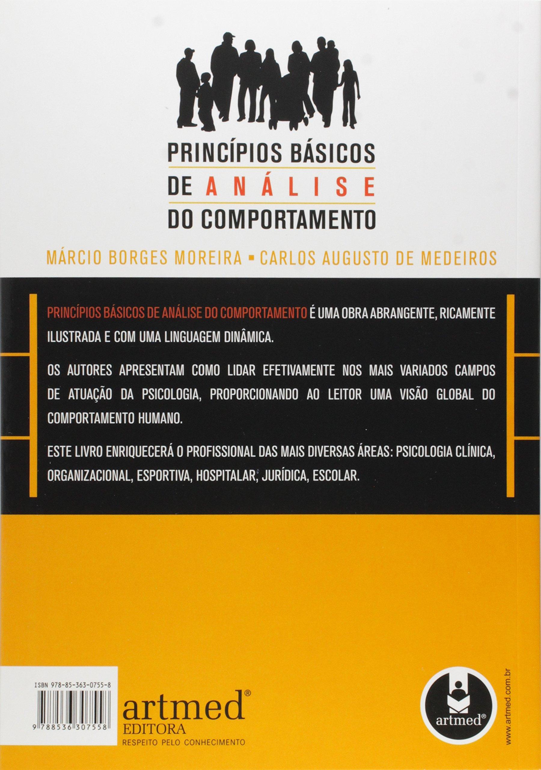 Princpios bsicos de anlise do comportamento em portuguese do princpios bsicos de anlise do comportamento em portuguese do brasil marcio b moreira 9788536307558 amazon books fandeluxe Choice Image