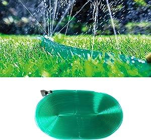 Orgrimmar Soaker Hose Flat 25FT,Saves 70% Water,Efficient Irrigation System for Garden beds
