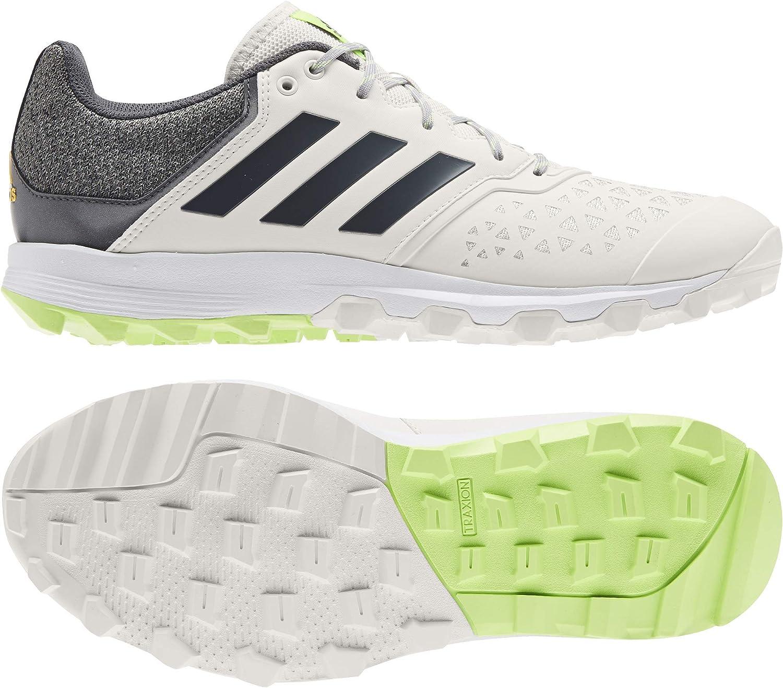adidas Flexcloud Hockey Shoes - Chalk (2020/21) - 6 UK: Amazon.co ...
