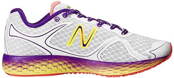 half off ba3bd 5c100 Amazon.com   New Balance Women s W980V1 Fresh Foam Running Shoe   Road  Running