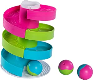 Fat Brain Toys Wobble Run Baby Toys & Gifts for Ages 1 to 5