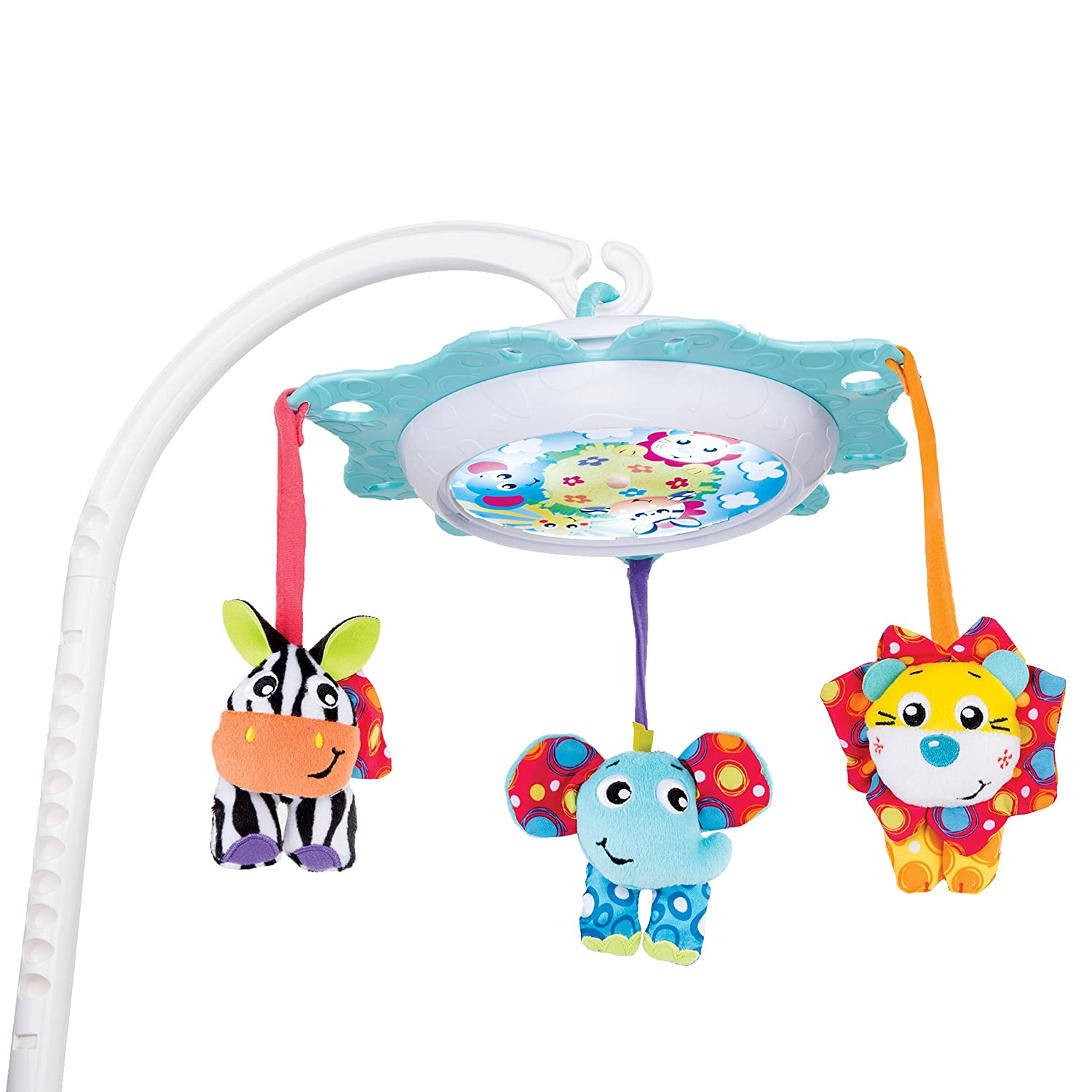 Playgro 0185827 Music and Lights Mobile and Nightlight for baby infant toddler