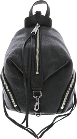 Backpack for Women On Sale, Silver, Leather, 2017, one size Rebecca Minkoff