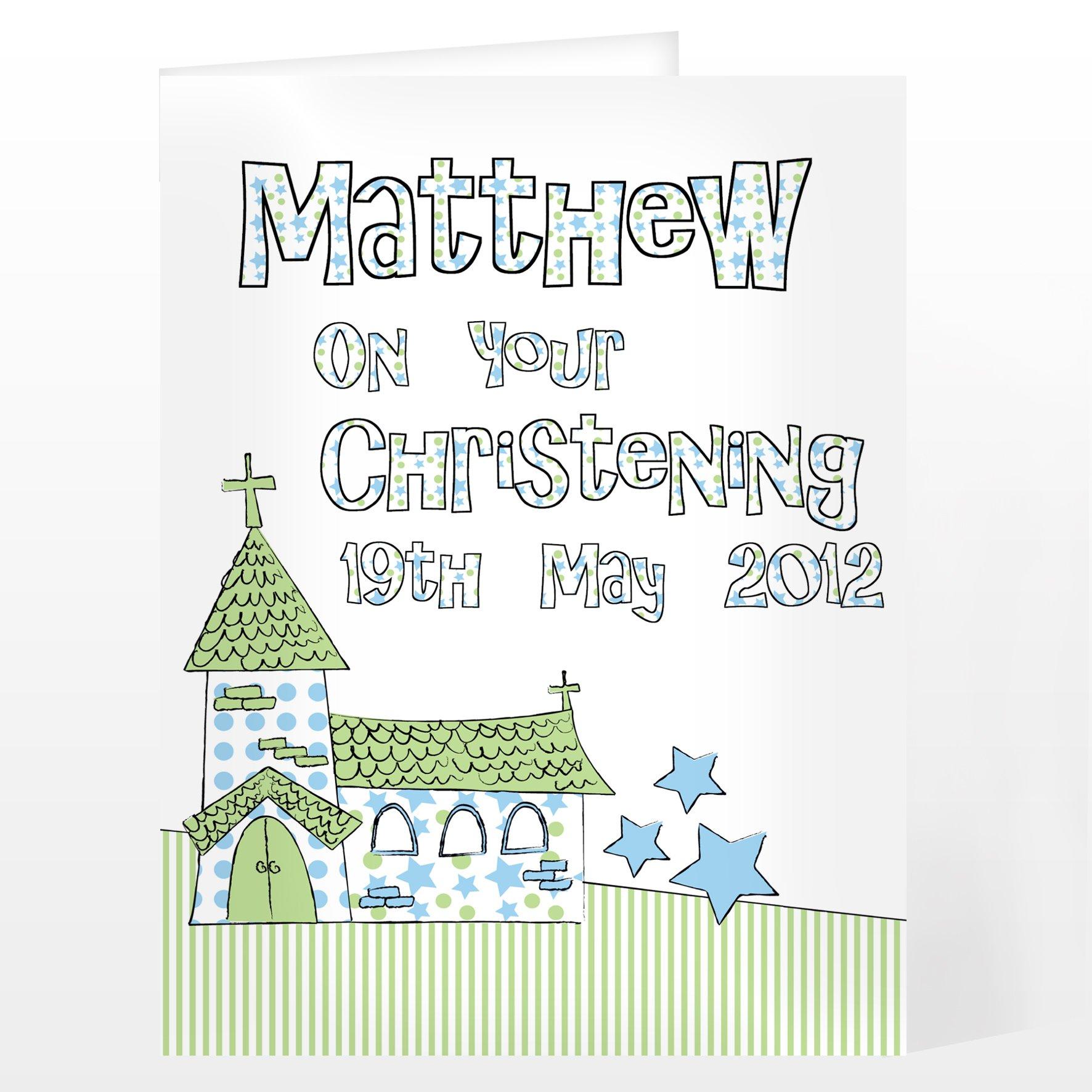 Baptism Cards Amazon