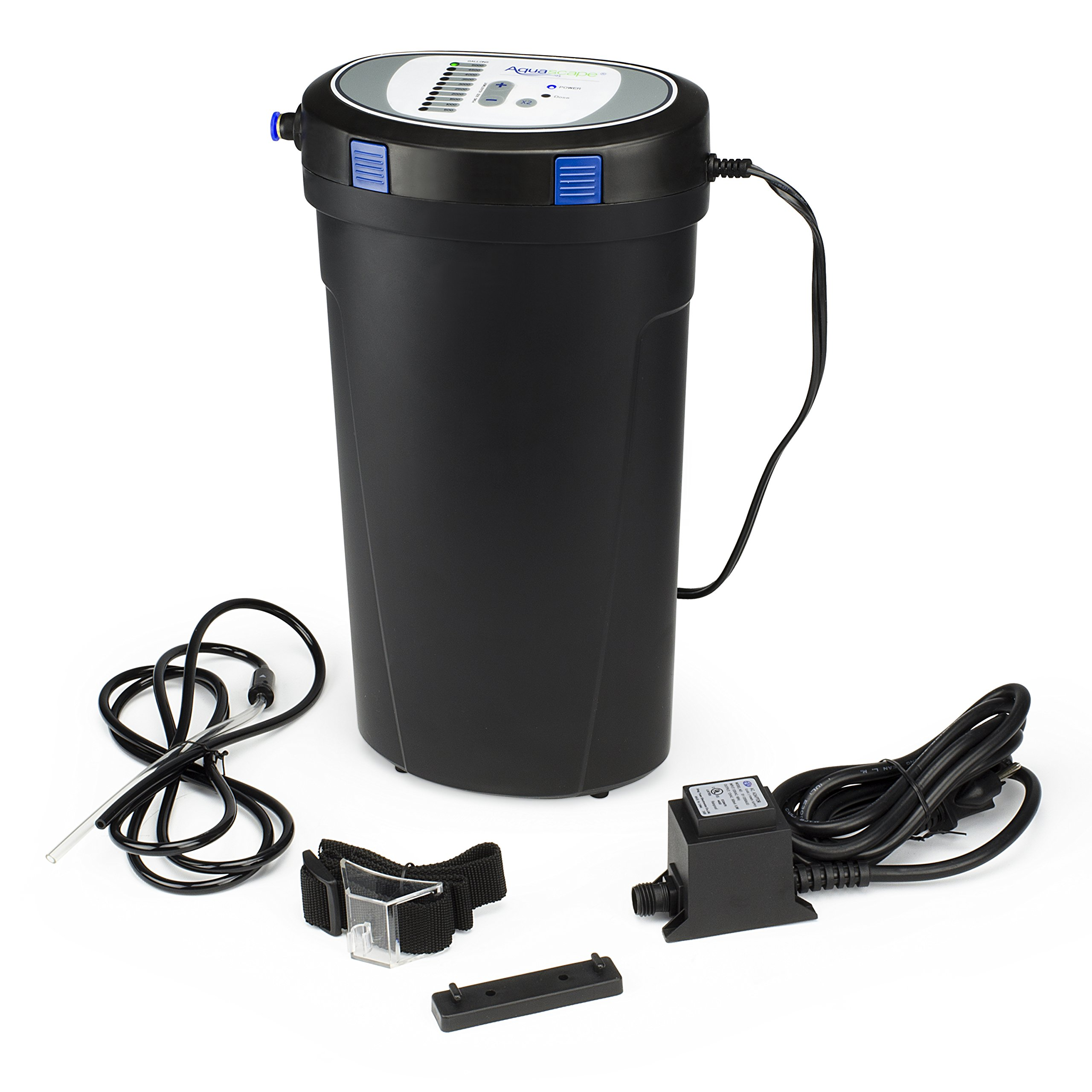 Aquascape 96030 Automatic Water Treatment Dosing System, Clear by Aquascape