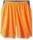 Under Armour SC30 Shorts, Orange Glitch//Lima