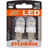 SYLVANIA - 1141 ZEVO LED White Bulb - Bright LED Bulb, Ideal for Daytime Running
